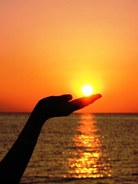 Mit Sonnenlicht gegen Vitamin D - Mangel